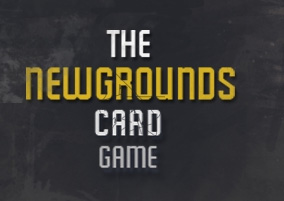 The newgrounds card game
