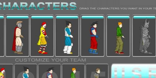 Find the secret team